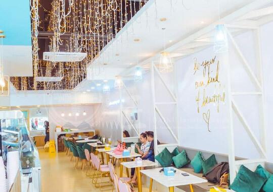 辦公室裝修 -咖啡店02