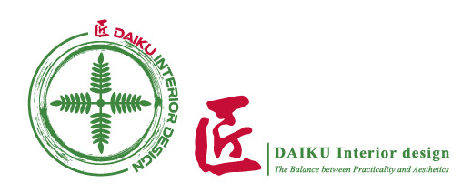 Daiku Interior Design Logo