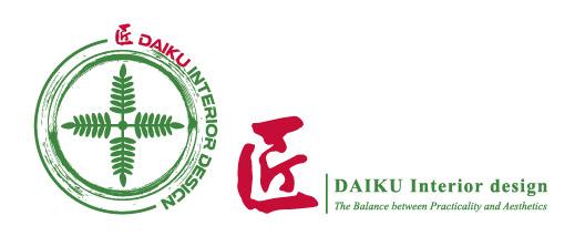 Daiku Interior Design Logo