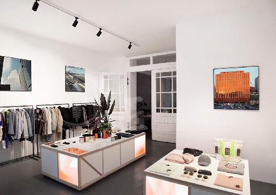 室內設計, 室內裝修 - 商舖裝修