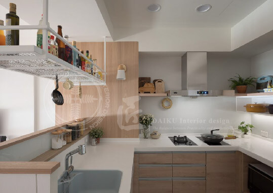 家居裝修, 裝修設計 -廚房01