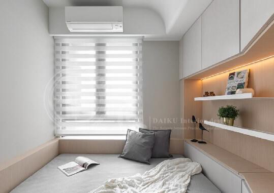家居裝修, 裝修設計 -睡房01