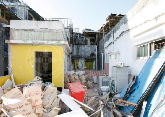 清拆僭建物 -05