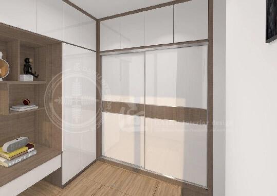 傢俱設計 - 衣櫃01
