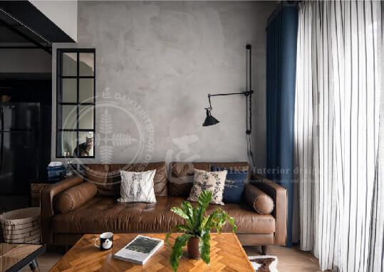 家居設計, 家居設計風格 - 工業風01
