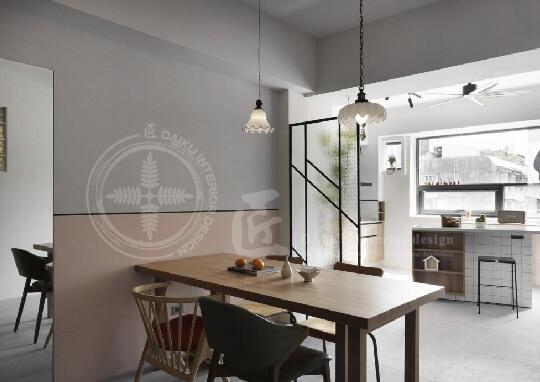 家居設計, 家居設計風格 - 工業風04