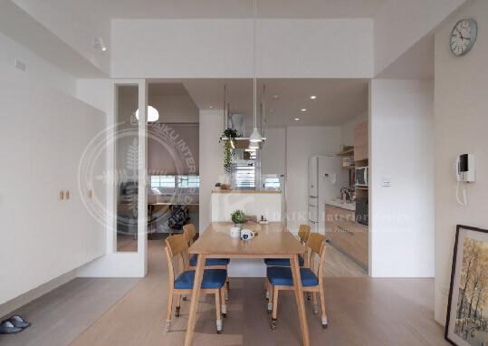 家居設計, 家居設計風格 - 日式風01