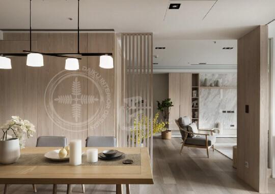 家居設計, 家居設計風格 - 日式風02