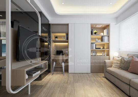 家居設計, 家居設計風格 - 日式風03