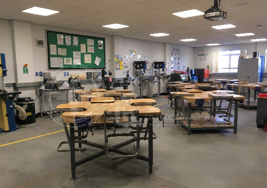 學校工程, Stem Room設計裝修 - 科技主題04