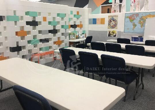 學校工程, Stem Room設計裝修 - Lego主題01