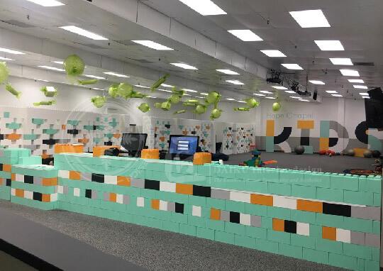 學校工程, Stem Room設計裝修 - Lego主題02