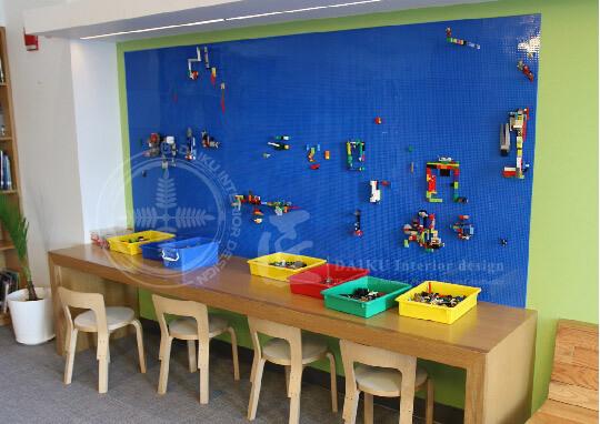 學校工程, Stem Room設計裝修 - Lego主題04