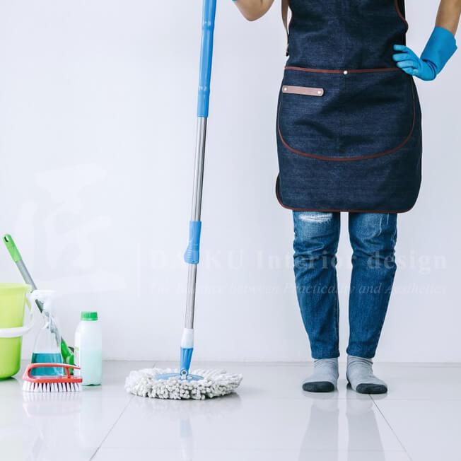 裝修後清潔,裝修清潔,「匠 Daiku Design」裝修後清潔公司06