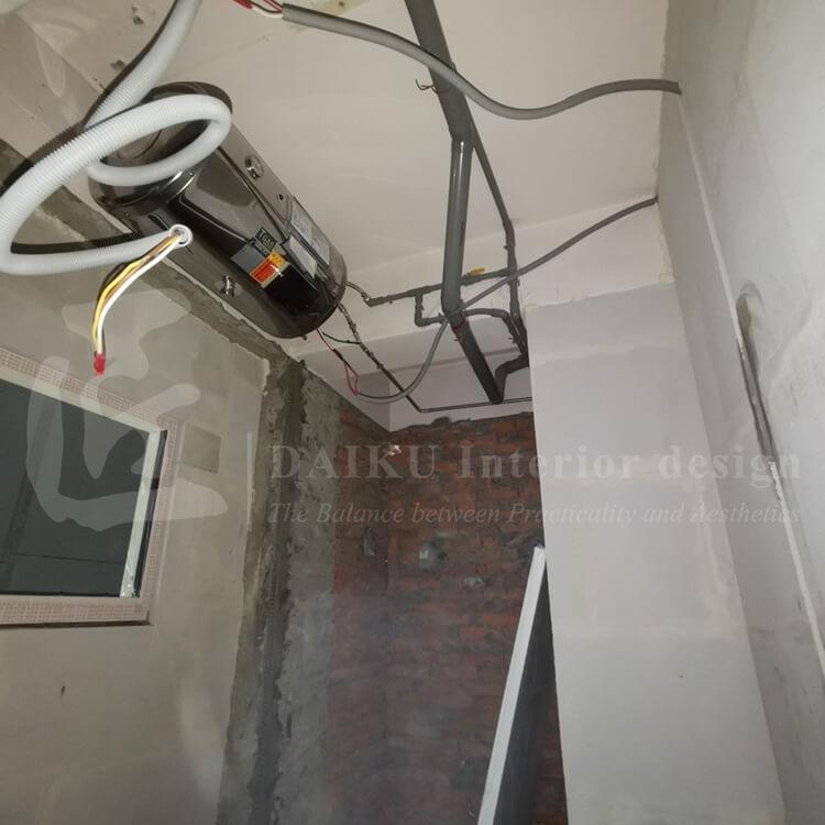小型工程,天台防水工程,「匠 Daiku Design」小型工程公司10