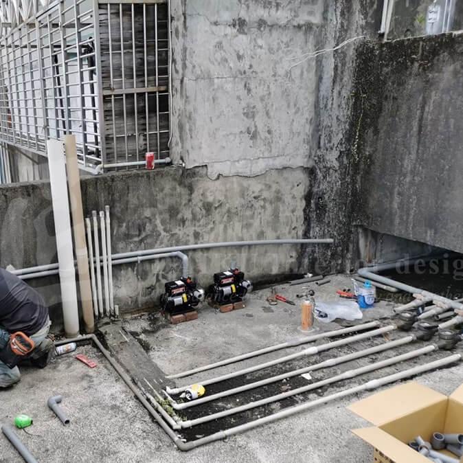 小型工程,天台防水工程,「匠 Daiku Design」小型工程公司09